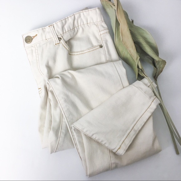 Free People Denim - Free People high rise straight leg jeans, stretchy